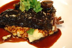 Post image for Smoked and braised beef short ribs recipe and notes
