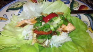 Upclosed lettuce wrap 2