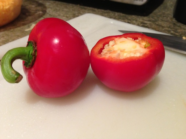 Pimento (cherry) pepper